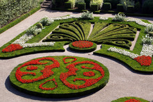 ALBI - Francia, Jardines Museo Toulouse Lautrec