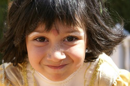 Valokuvatapetti Sonrisa de Niña