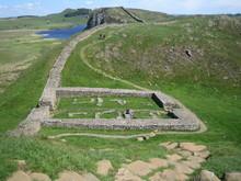 Hadrian's Wall Mile Castle