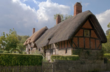 View Of Anne Hathaway's Cott...