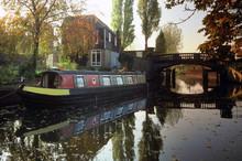 Essex River Stort Near Roydon