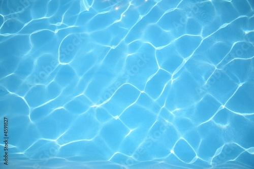 Stampa su Tela water surface