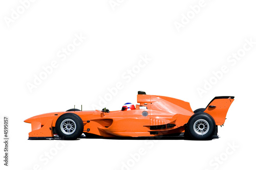 A1 Grand Prix Racing Car