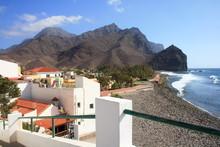 Pueblo Tropical De Pescadores En Gran Canaria