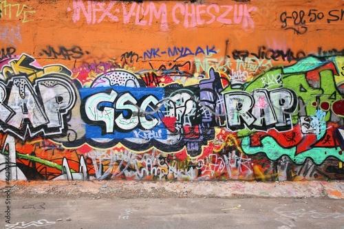 graffiti Poster Mural XXL