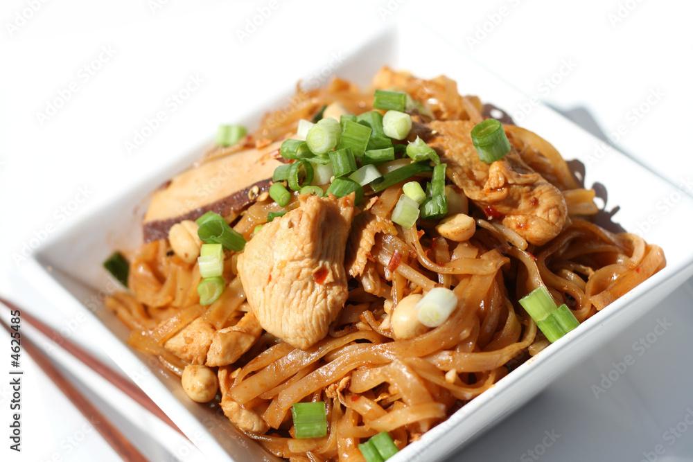 Photo  Phad Thai Noodles