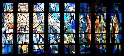 Fotografia Stained glass window