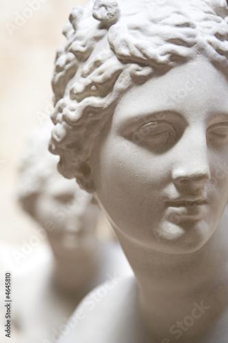 Foto  Skulpturen
