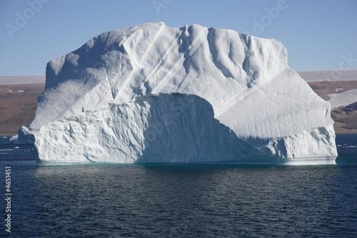 Valokuva  Eisberg in der Arktis