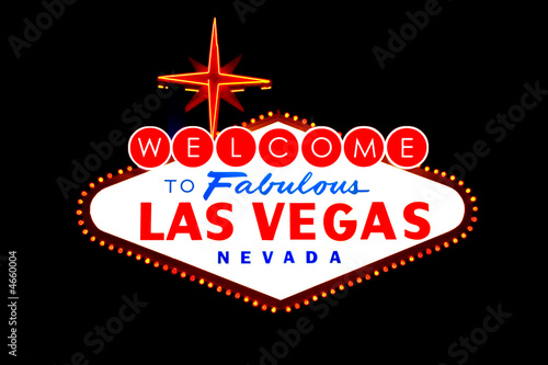 Poster Las Vegas welcome to las vegas