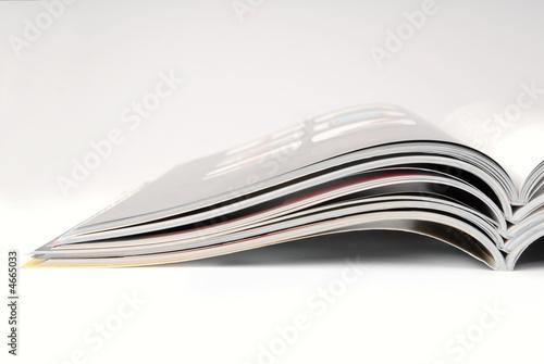 Fotografie, Obraz  Zeitschriften