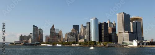 Canvas Prints New York New York panoramic