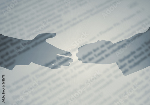 business vertrag - Buy this stock illustration and explore similar ...