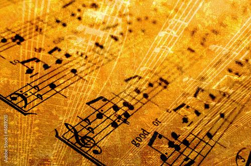 music Wallpaper Mural