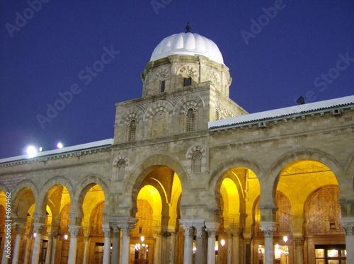 mosquée ezzitouna tunis
