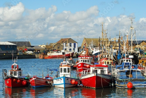 Photo  Howht Harbour, Ireland, Dublin