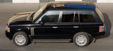 """Luxury Isolated SUV Car  From My """"luxury Cars"""" Series"""