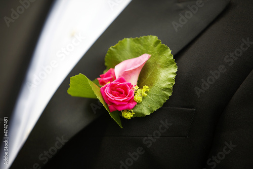 Photographie Wedding corsage