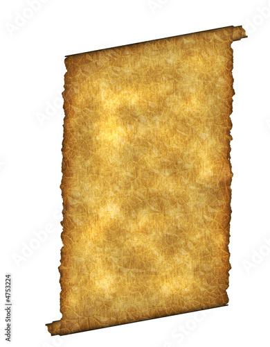 Photo  Papyrus scroll