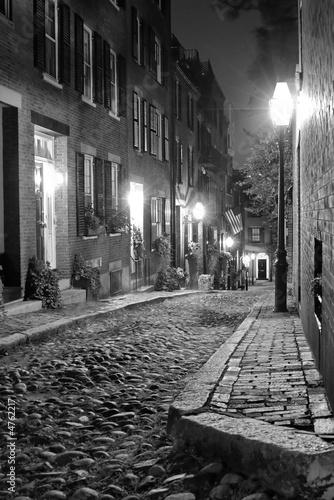 Photographie  black and white boston
