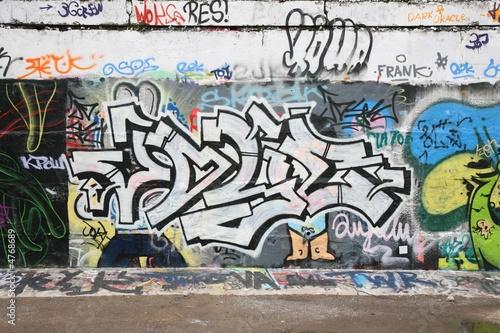 abstract graffiti © Pavel Losevsky