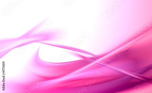 Fototapety do kuchni   rose-color-3d-rendered-fractal-abstract-background