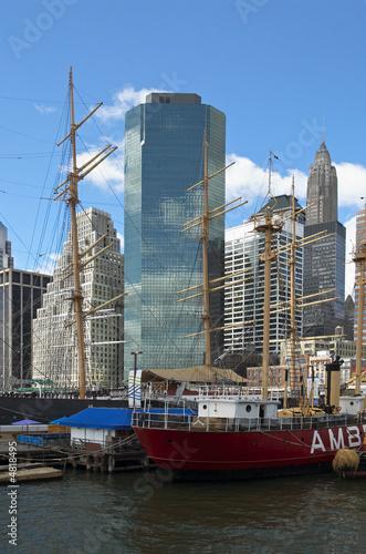 South Street Seaport, NYC © David Biagi
