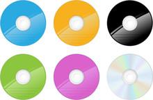 CD Et DVD Vectoriels, Facileme...