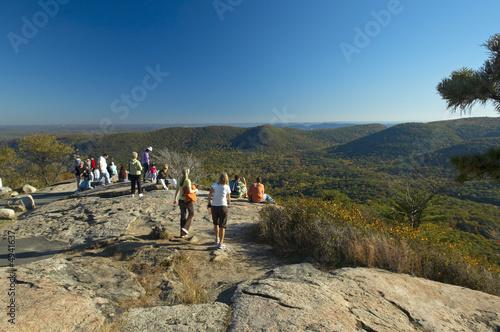 Overlook at Bear Mountain Canvas-taulu