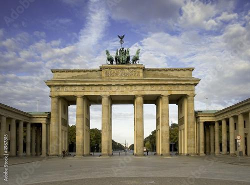 Papiers peints Berlin brandenburger tor