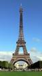 canvas print picture - Eifelturm, Paris