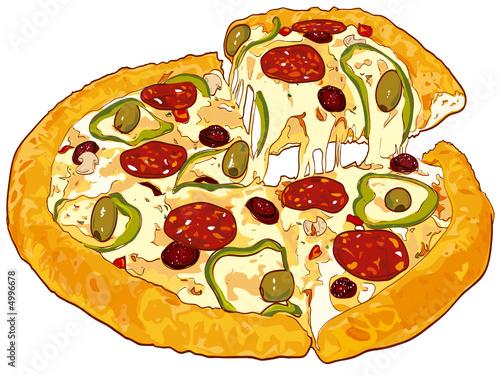 wektor-swieza-pizza