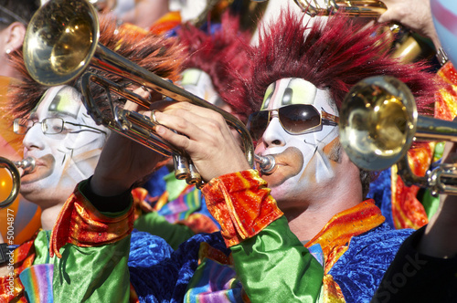 Canvas Prints Carnaval Guggemusik