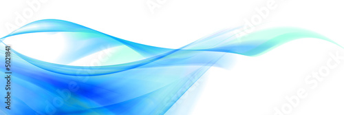 Fotobehang Abstract wave Abstract background