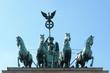 Leinwandbild Motiv Brandemburg Gate
