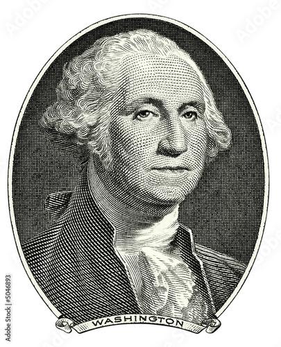 Fotografía  Portrait of George Washington