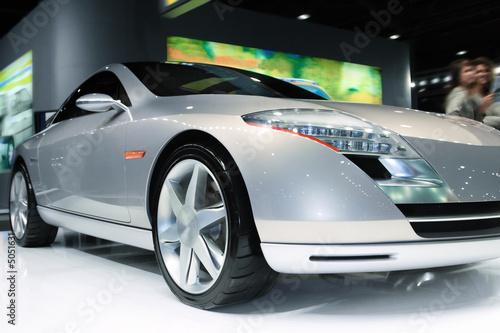 Fototapeta Car obraz na płótnie