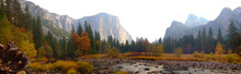 Merced River Yosemite National...