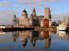 Liver Building, Liverpool, UK