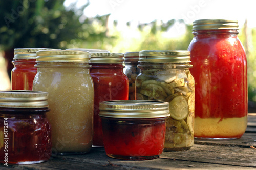 Photo  Homemade Preserves