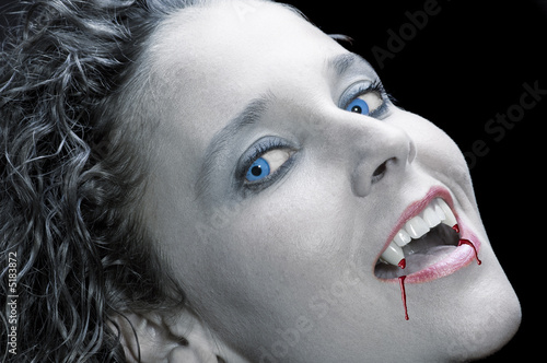 Sexy Vampiress Poster
