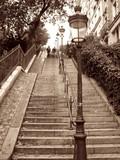 Fototapeta Na drzwi - Montmartre, Paris