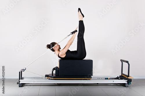 Photo  Gymnastics pilates