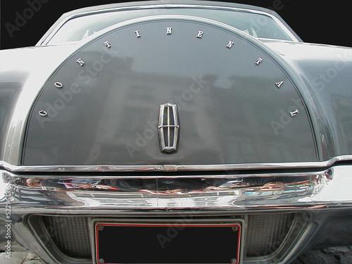 Fotografia  Lincoln Continental