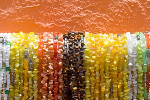 Printed kitchen splashbacks Spices Mexican Jewelry