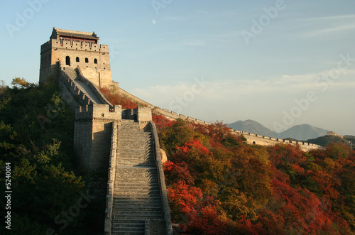 Cadres-photo bureau Muraille de Chine Great wall