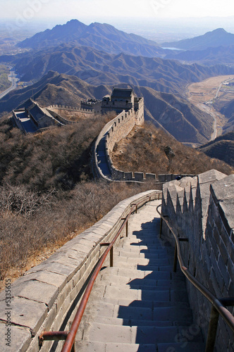 Canvas-taulu Great wall of China