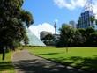 canvas print picture Sydney Botanischer Garten