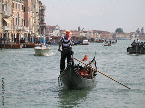 Photo Gondole à Venise