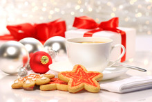 Time For A Tea Break During The Holiday Season